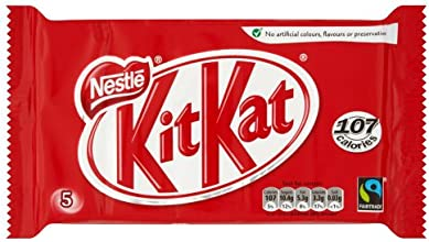 Kit Kat Two Finger (Pack of 18 x 5)