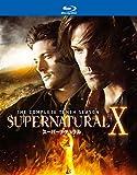 SUPERNATURAL X �q�e���E�V�[�Y���r �R���v���[�g�E�{�b�N�X(4���g) [Blu-ray]