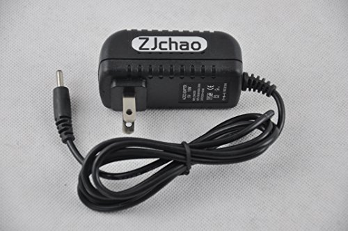 Dc 5V 2A/2000Mah Ac Power Adapter Wall Charger With Us 3.5Mm Jack Plug For Android Tablet Pc Mid Ereader - Black