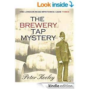 THE BREWERY TAP MYSTERY(detective mysteries) (The London Road Mysteries)