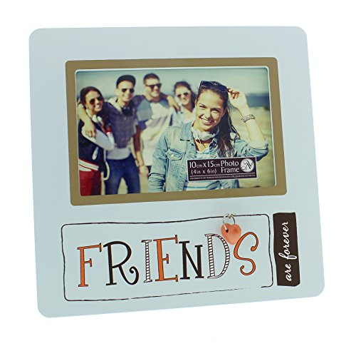whimsy-charm-friends-are-forever-6-x-4-white-photo-frame-with-hanging-heart-charm