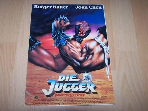 Die Jugger - Kampf der Besten [VHS]