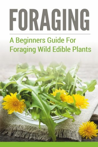 Foraging: A Beginners Guide To Foraging Wild Edible Plants (foraging, wild edible plants, foraging wild edible plants, f
