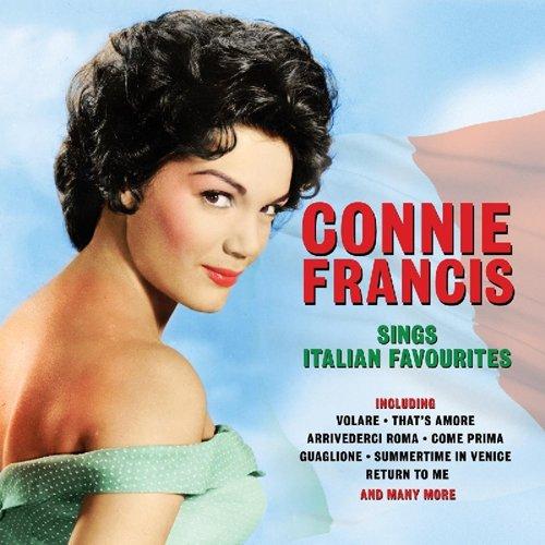 Connie Francis - Sings Italian Favorites  More Italian Favorites - Zortam Music