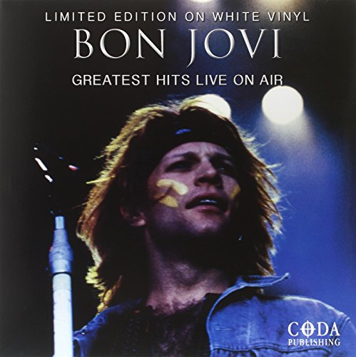 Bon Jovi - Bon Jovi - Greatest Hits Live On Air : White Vinyl - Zortam Music