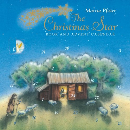 The Christmas Star Book & Advent Calendar