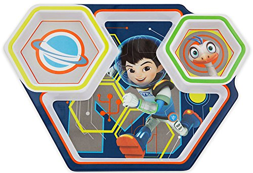 Miles from Tomorrowland Plate - 1