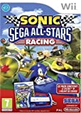 echange, troc Sonic & Sega All-Stars Racing  + volant