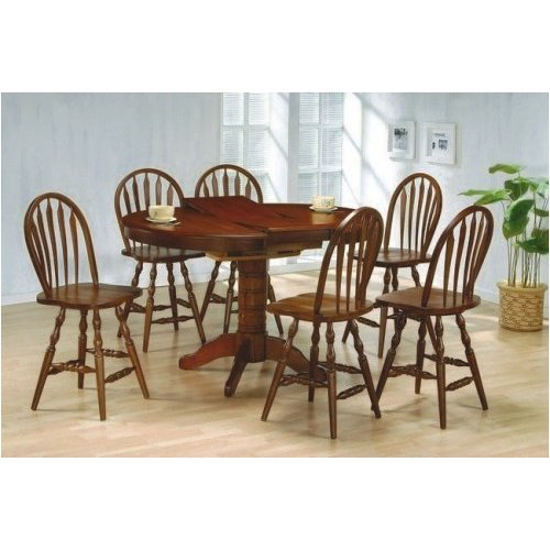 Buy Low Price AtHomeMart FREESHIPPING 5pc Solid Wood  : 51bM2hSlo0LSL500 from www.diningfurnituremart.com size 500 x 500 jpeg 43kB