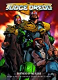 img - for Judge Dredd: Brothers of the Blood book / textbook / text book