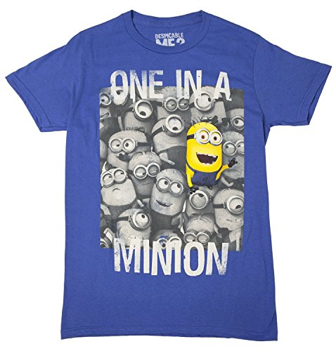 Despicable-Me-One-in-a-Minion-T-Shirt