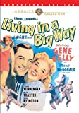 NEW Living In A Big Way (1947) (DVD)