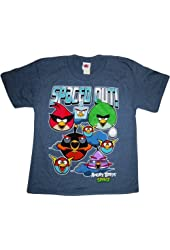 Angry Birds Space: Spaced Out Youth Boys T-Shirt