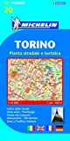 echange, troc Michelin - Torino (Turin) - Michelin City Plans