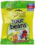 YumEarth Natural Sour Jelly Beans, 2....