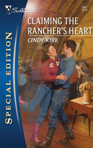 Image of Claiming The Rancher's Heart (Silhouette Special Edition)