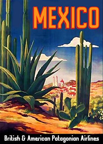mexico-british-american-patagonian-airlines-wonderful-a4-glossy-art-print-taken-from-a-rare-vintage-