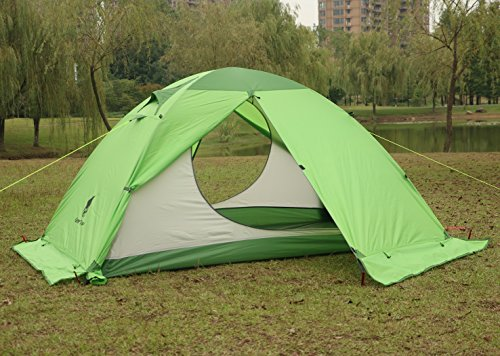 ... GEERTOP-4-season-2-person-Waterproof-Dome-Backpacking- ... & GEERTOP 4-season 2-person Waterproof Dome Backpacking Tent For ...