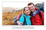 Telefunken XF32B301-W 81 cm (32 Zoll) Fernseher (Full HD, Triple Tuner, DVB-T2 H.265/HEVC, Smart TV)