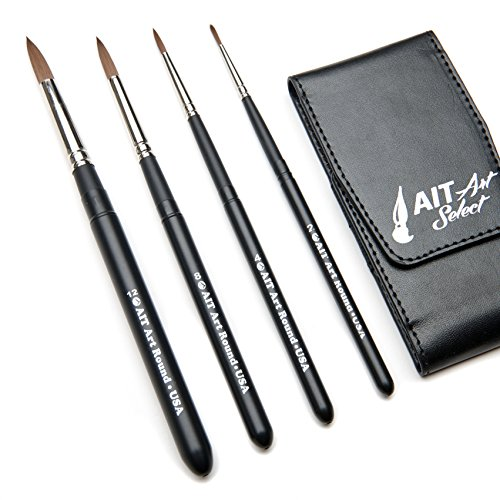 ait-art-select-paint-brushes-set-of-4-synthetic-sable-brushes-handmade-in-usa-compact-travel-set