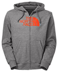 New The North Face Men's Half Dome Full-Zip Hoodie from The North Face