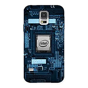Unicovers Motherboardrint Back Case Cover for Samsung Galaxy S5