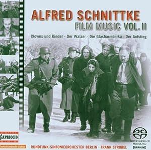Schnittke - Film Music Vol 2 from Capriccio