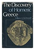 img - for The Discovery of Homeric Greece book / textbook / text book