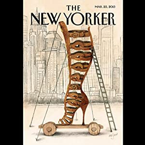 The New Yorker, March 25th 2013 (Kelefa Sanneh, William Finnegan, John Cassidy) Periodical