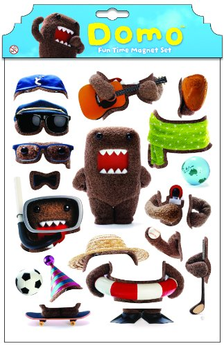 Dark Horse Deluxe Domo Fun Time Magnet Set - 1