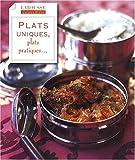 Plats uniques, plats pratiques...