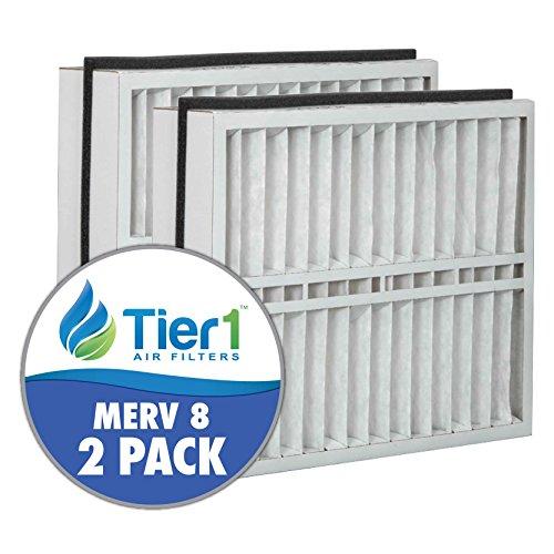 Trane BAYFTAH26M 21x26x5 MERV 8 Comparable Air Filter - 2PK