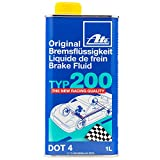 ATE 706202 Original TYP 200 DOT 4 Brake Fluid - 1 Liter