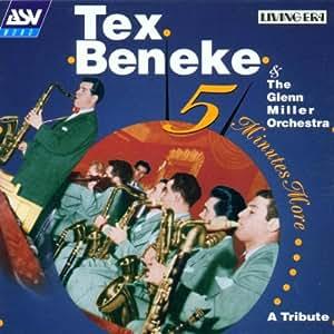 Tex Beneke Amp Glenn Miller Orchestra Five Minutes More A