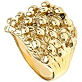 Citerna 9ct Yellow Gold Men's Keeper Ring