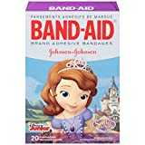 Band-Aid Adhesive Bandages, Disney Junior's Sofia The First, 20 Count