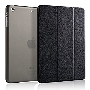 Smart Cover Folio for iPad Mini, iPad Mini Retina, iPad Mini 3/2/1 - Black from FIRIK