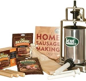 LEM Products Sausage Stuffing Kit by LEM
