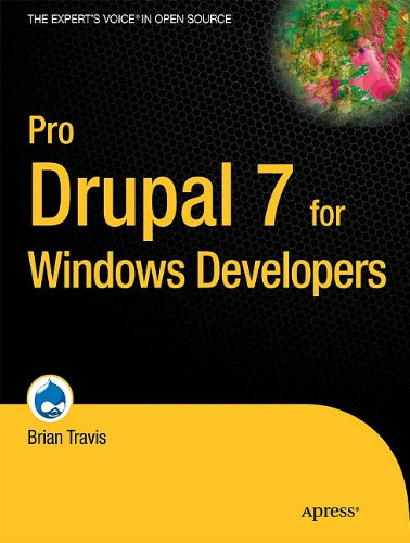 Drupal 7 for Windows Developers