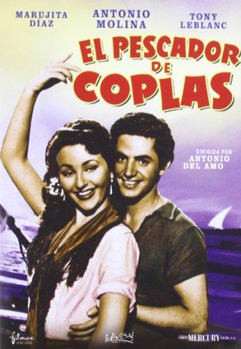El Pescador De Coplas (A.Molina) [DVD]