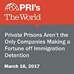 Private Prisons Aren't the Only Companies Making a Fortune off Immigration Detention | David Leveille