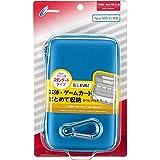 CYBER ・ セミハードケース ( New 3DS LL 用) ブルー