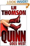 Quinn Goes West (Liam Quinn Mysteries Book 3)