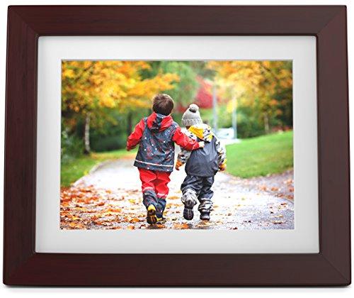Ever Frames da 7 pollici (17,78 cm) - Cornice digitale ad alta risoluzione con 16 GB di memoria