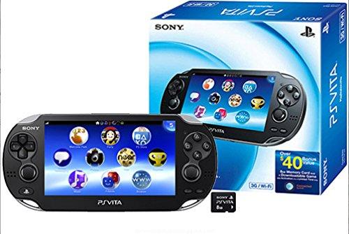 Sony PlayStation Vita PSV - 3G Launch Bundle