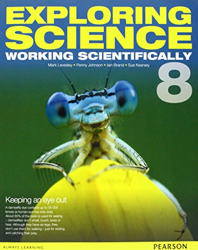 Exploring Science: Working Scientifically Student Book Year 8 (Exploring Science 4)