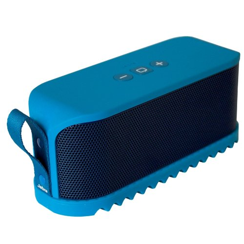 Jabra Solemate Wireless Bluetooth Portable Speaker - Blue