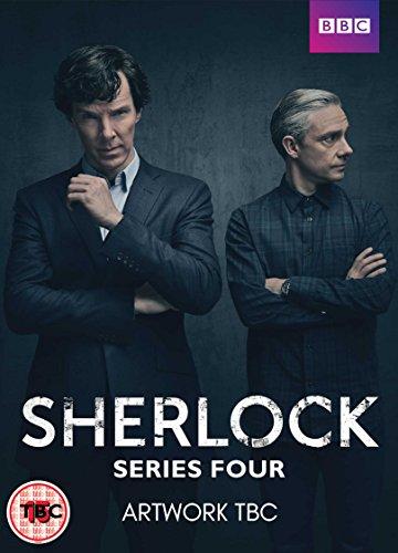 Sherlock - Series 4 [DVD] [2016]
