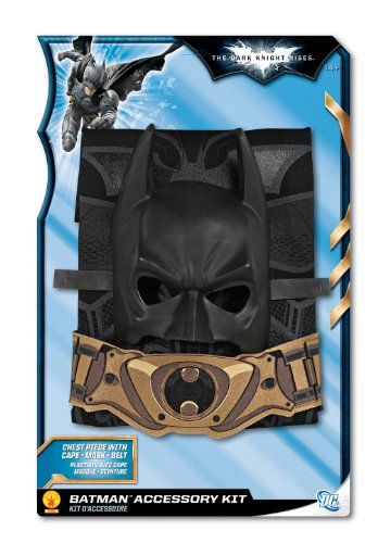 Batman The Dark Knight Rises Adult Costume Accessory Kit