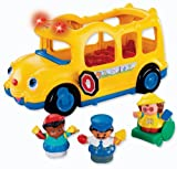 Fisher-Price Little People Lil' Movers School Bus Children, Kids, Game